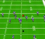 John Madden Football '92 SNES The Kickoff!