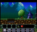King Arthur's World SNES Starting out on the training mission