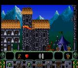 King Arthur's World SNES Troops can lay siege...