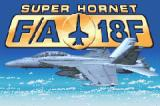 Super Hornet F/A 18F Game Boy Advance Title screen