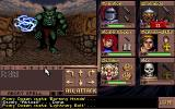 Eye of the Beholder III: Assault on Myth Drannor DOS Battle
