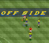 International Superstar Soccer SNES Off side: In the end of the game everything is decisive...
