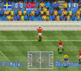 International Superstar Soccer SNES Prepare, appoint... THROW IN!