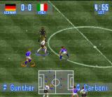 International Superstar Soccer SNES Pain in the rain. This 1st time is very wet!