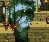 Donkey Kong Country SNES A leap of faith... or DEATH?