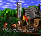 "Donkey Kong Country SNES ""I hate this pestering old-timer!"""