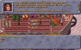 Dark Sun: Shattered Lands DOS Conversations and choices in the caravan trader area