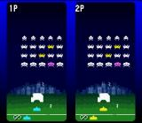 Space Invaders SNES VS Mode - An additional bonus to the SNES version. Funny!