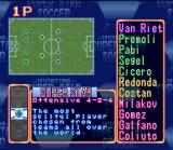 International Superstar Soccer SNES The secret team of the game and the fastest of all: Super Star!