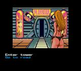 The Space Adventure SEGA CD In front of the Playgirl. Jane is in her typical costume