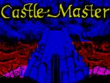 Castle Master ZX Spectrum Title screen