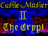 Castle Master + Castle Master II: The Crypt ZX Spectrum Title screen