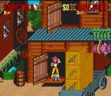 "Sunset Riders SNES ""I'm find a power-up! Enemies, here I go!!!"""
