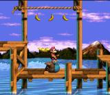 Donkey Kong Country 3: Dixie Kong's Double Trouble! SNES ...or in the company of a dear being.