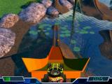 Hot Wheels: Stunt Track Driver 2: GET 'N DIRTY Windows Landing a jump