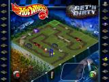 Hot Wheels: Stunt Track Driver 2: GET 'N DIRTY Windows Choose jumps and obstacles for your own track