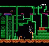 Pesterminator: The Western Exterminator NES You often need to use specific, hard to see platforms to reach higher areas.
