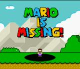 "Mario is Missing! SNES ""Oops!!!"""