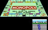 Monopoly Amiga Rolling the Dice