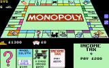 Monopoly Amiga What a way to start the game