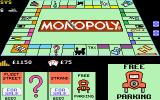 Monopoly Amiga Free parking for SYS