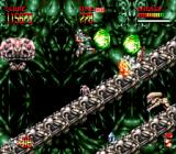Turrican 3 Genesis Alien-level
