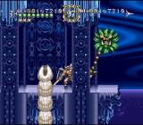 ActRaiser 2 SNES The ice palace