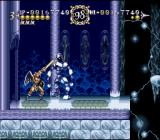 ActRaiser 2 SNES Inside the ice palace