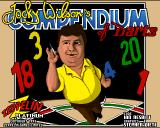 Jocky Wilson's Compendium of Darts Amiga Title screen