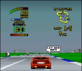 Top Gear 2 SNES The pilot will say this and other phrases when boost will be gone off.