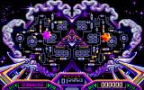 Purple Saturn Day Amiga The Brain Bowler puzzle
