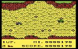 BreakThru Commodore 64 Watch out for mines and enemy vehicles