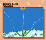 Mario is Missing! SNES The GLOBULATOR option allows you control Yoshi to the city where you are.