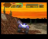 Off-World Interceptor PlayStation Goal is to traverse the level collecting money, and other items while shooting enemies