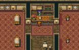 Final Fantasy WonderSwan Color Inside of an inn