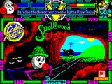 Spellbound Dizzy ZX Spectrum Loading screen