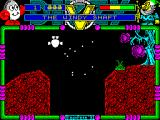 Spellbound Dizzy ZX Spectrum Somersaulting on this current of air