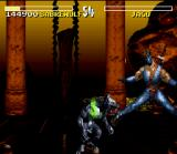 Killer Instinct SNES Jago feels the Sabrewulf's power with this finishing move. Or maybe not!