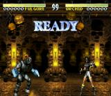Killer Instinct SNES This is a skulled secret stage. The tone of the colors is approved!