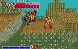 Golden Axe WonderSwan Color Crates & enemies