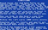 The Chase on Tom Sawyer's Island Commodore 64 Game instructions