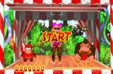 Donkey Kong Country Game Boy Advance Other exclusive mini-game: in Candy's Studio Dance, be the best dancer pressing the buttons in time!