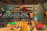 Donkey Kong Country Game Boy Advance Visit Funky and try your mini-game or fly to the completed levels. Take a height!