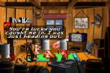 Donkey Kong Country Game Boy Advance Cranky gives some advices, remembers the past and is very affectionate with you.