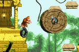Donkey Kong Country Game Boy Advance Use the tire to reach high places. It is very helpful to find some items and bonus stages!