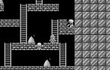 Lode Runner WonderSwan Digging a hole will briefly stop a enemy.