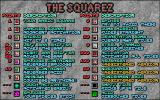 Squarez Deluxe! DOS Various special tiles