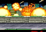 Eight Man Neo Geo A city gets nuked