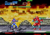 Eight Man Neo Geo Say hello to Super Robot 005