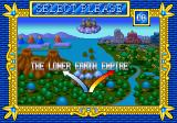 Blue's Journey Neo Geo Select your destination
